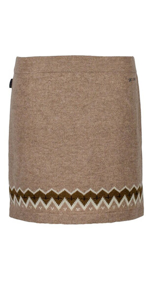 SKHoop W's Nordic Skirt Kakhi